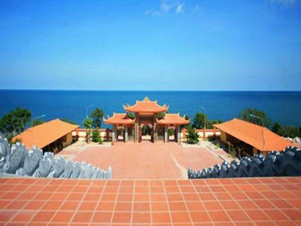 Chùa Hộ Quốc - Phú Quốc
