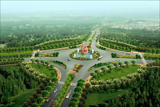 Thành phố xanh Ecopark - Hưng Yên