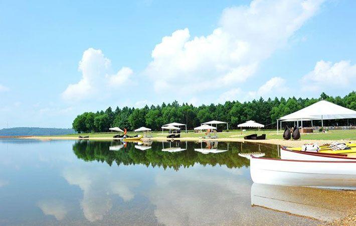Hồ Đại Lải, Vĩnh Phúc