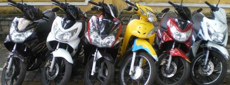 Một số địa chỉ thuê xe máy giá rẻ và uy tín, chất lượng ở Phú Quốc