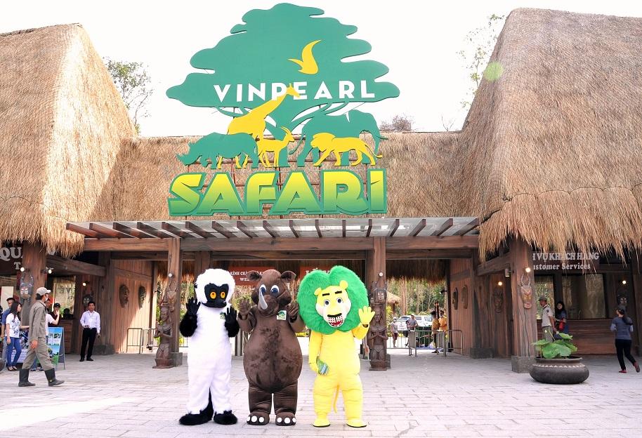 Kinh nghiệm đi Safari Phú Quốc