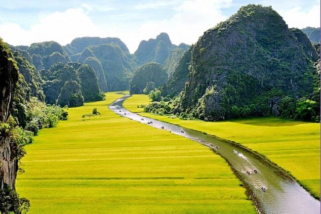 Tràng An, Ninh Bình - Di sản thế giới
