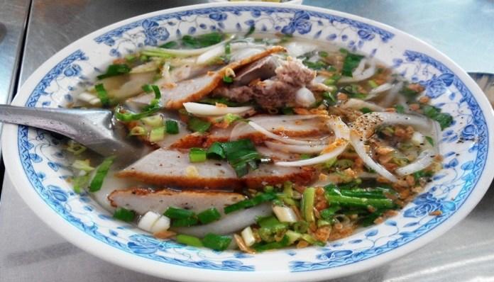 Bánh canh cá thu Phú Quốc
