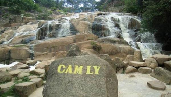 Khu du lịch thác Cam Ly