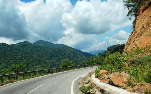 cung đường đèo Bảo Lộc