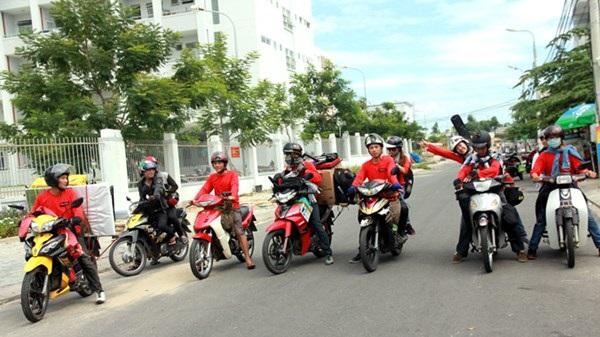 Đi Đà Lạt bằng xe máy