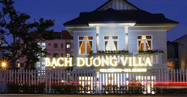 Khách sạn Bach Duong Villa