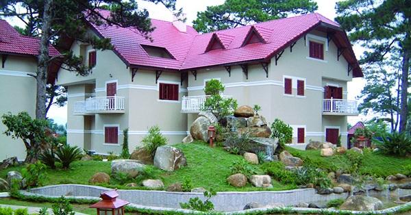 Khách sạn Cẩm Tú Cầu Đà Lạt