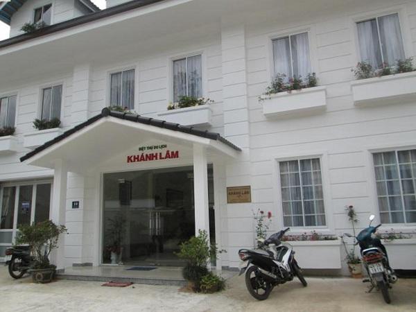 Biệt Thự Khánh Lâm
