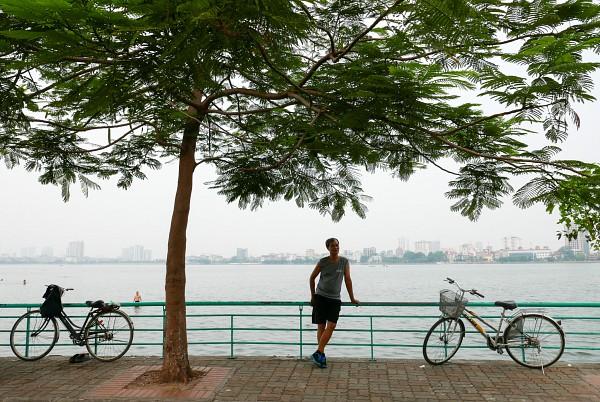 Hồ Tây - Địa điểm đi chơi ở Hà Nội cho sinh viên