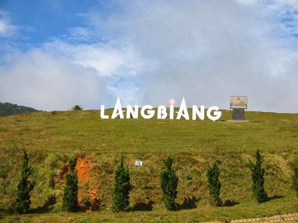 Đỉnh Langbiang
