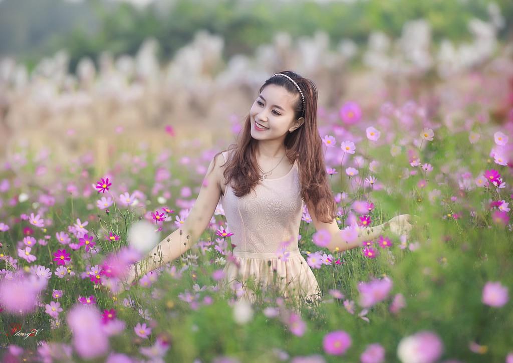 ườn hoa bãi đá sông Hồng