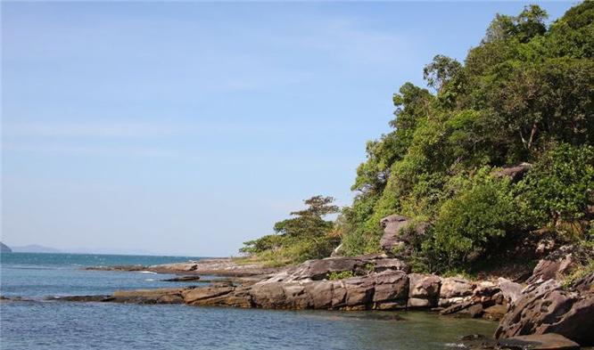 Mũi Gành Dầu - Phú Quốc