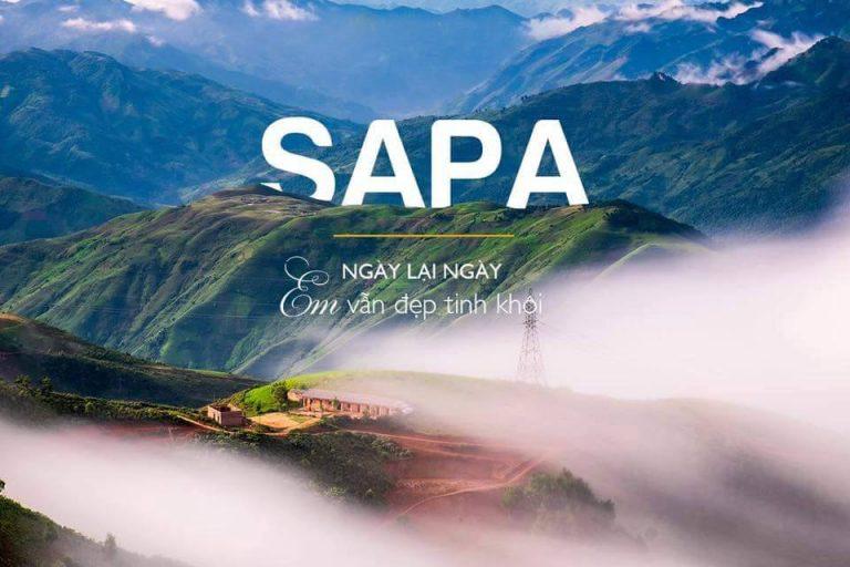 SaPa tháng 11
