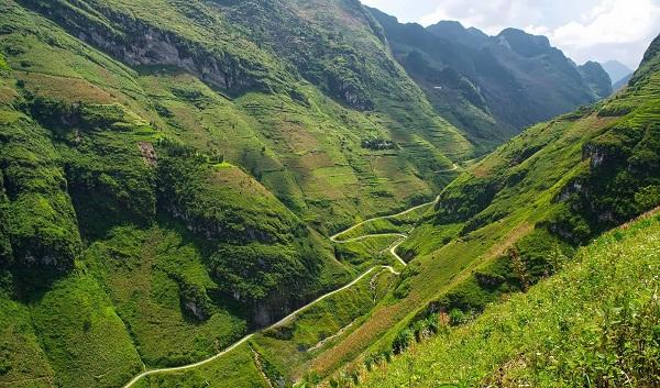 Đèo Khung The