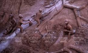 Đường hầm điêu khắc Đà Lạt