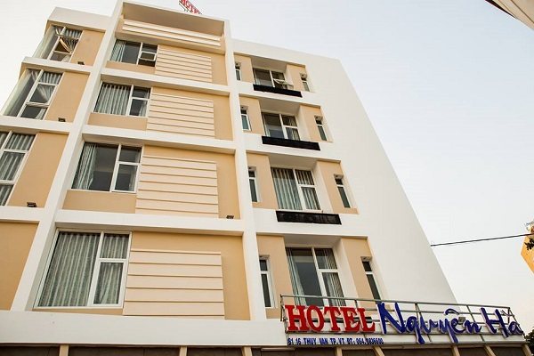 Khách sạn Nguyên Hà