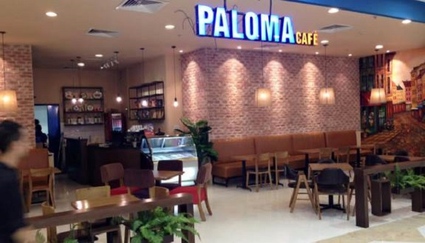 Paloma cafe