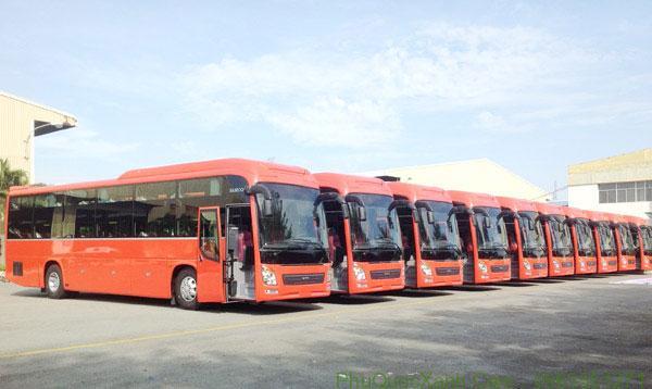 Xe bus miễn phí của Vinpearl Phú Quốc