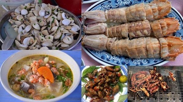 Ăn gì ở Nha Trang