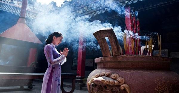 Cách đi lễ chùa