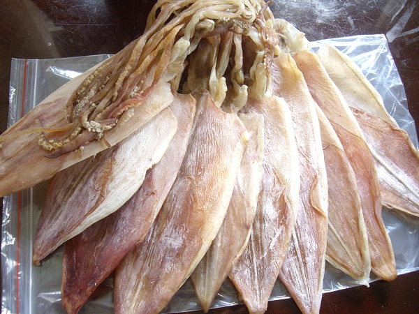 Mực Nha Trang