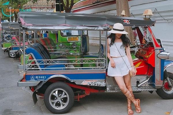 Đi du lịch Thái Lan cần chuẩn bị gì
