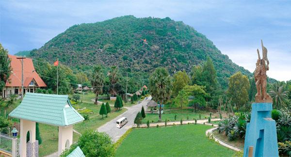 Núi Cô Tô – An Giang