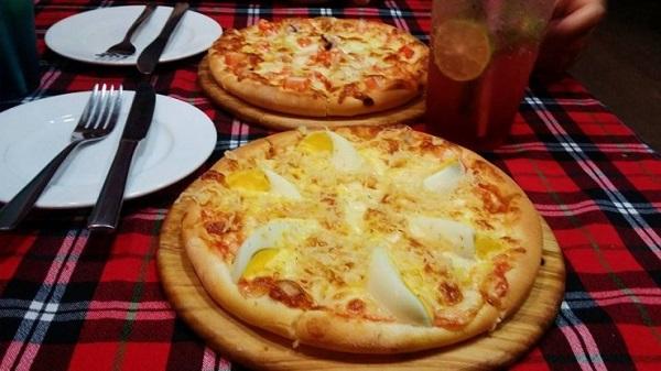 Quán Pizza Giang