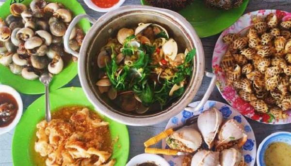 Quán Ốc Lương Sơn
