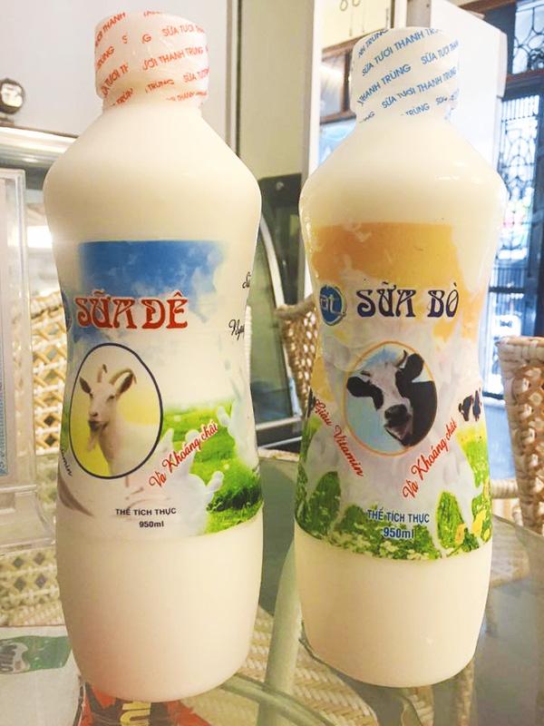 sữa Ba Vì