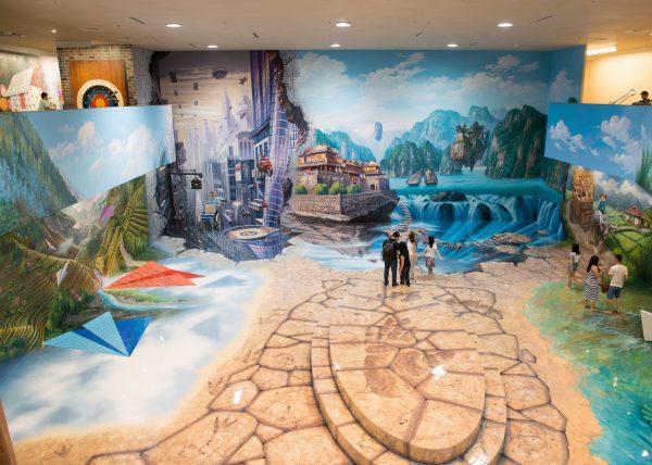 Bảo tàng 3D TrickEye