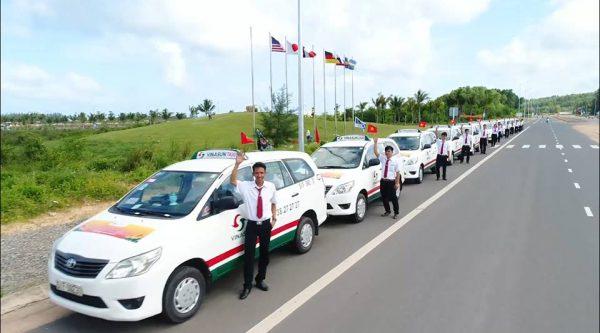Taxi Vinasun Phú Quốc