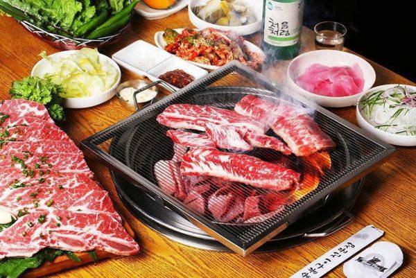 Chuỗi King BBQ - Vua thịt nướng Hàn Quốc