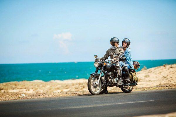 Từ Đà Nẵng đi Hội An bằng xe máy