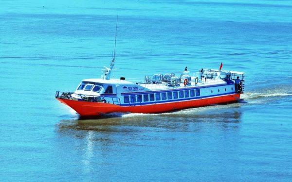 Tàu 5 sao Express Hà Tiên đi Phú Quốc