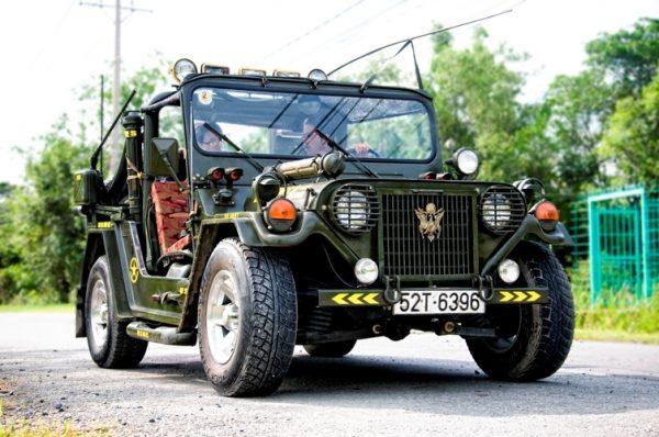 Xe jeep phú quốc
