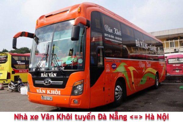 Từ Đà Nẵng đi Hà Nội bao nhiêu tiếng khi đi bằng xe khách?