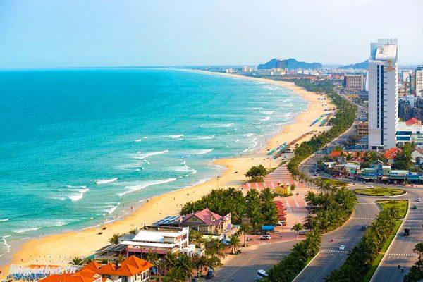 Từ Nha Trang đi Quảng Ngãi bao nhiêu km