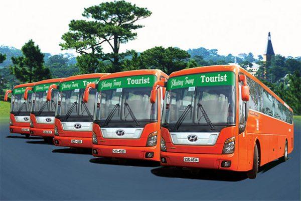 Di chuyển tới Quy Nhơn bằng xe khách