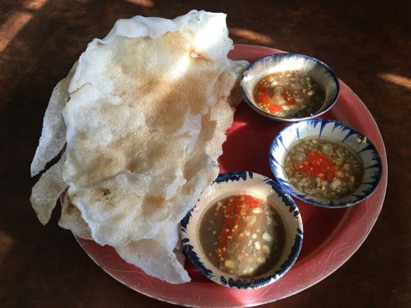 Bánh đập Quảng Ngãi