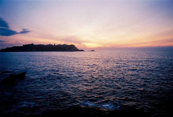 bãi biển Khai Long Cà Mau