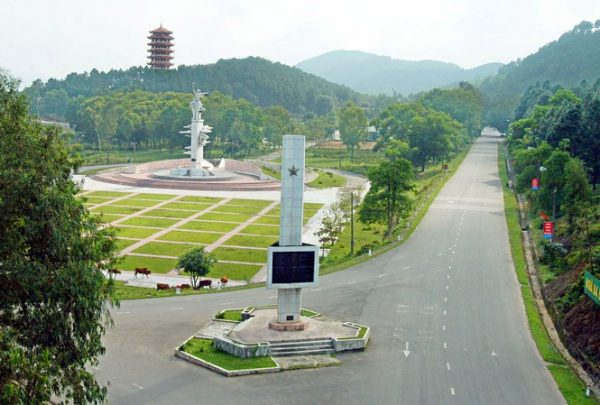 Khu di tích lịch sử Ngã ba Đồng Lộc