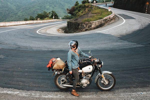 Di chuyển từ Thanh Hóa đi Hà Tĩnh bằng xe máy