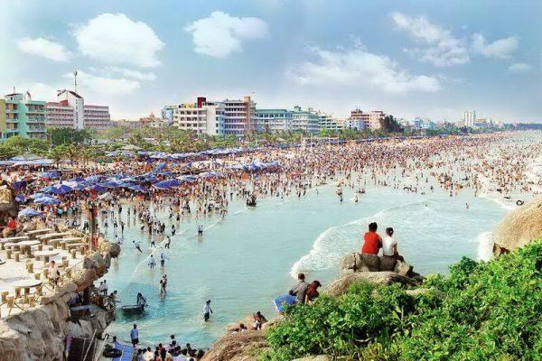 Biển Sầm Sơn - Thanh Hoá