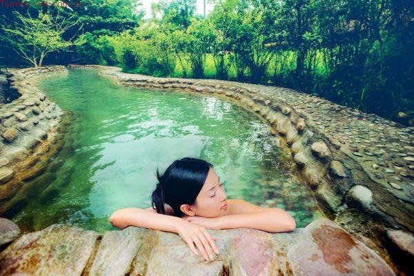 khu du lịch Thanh Tân