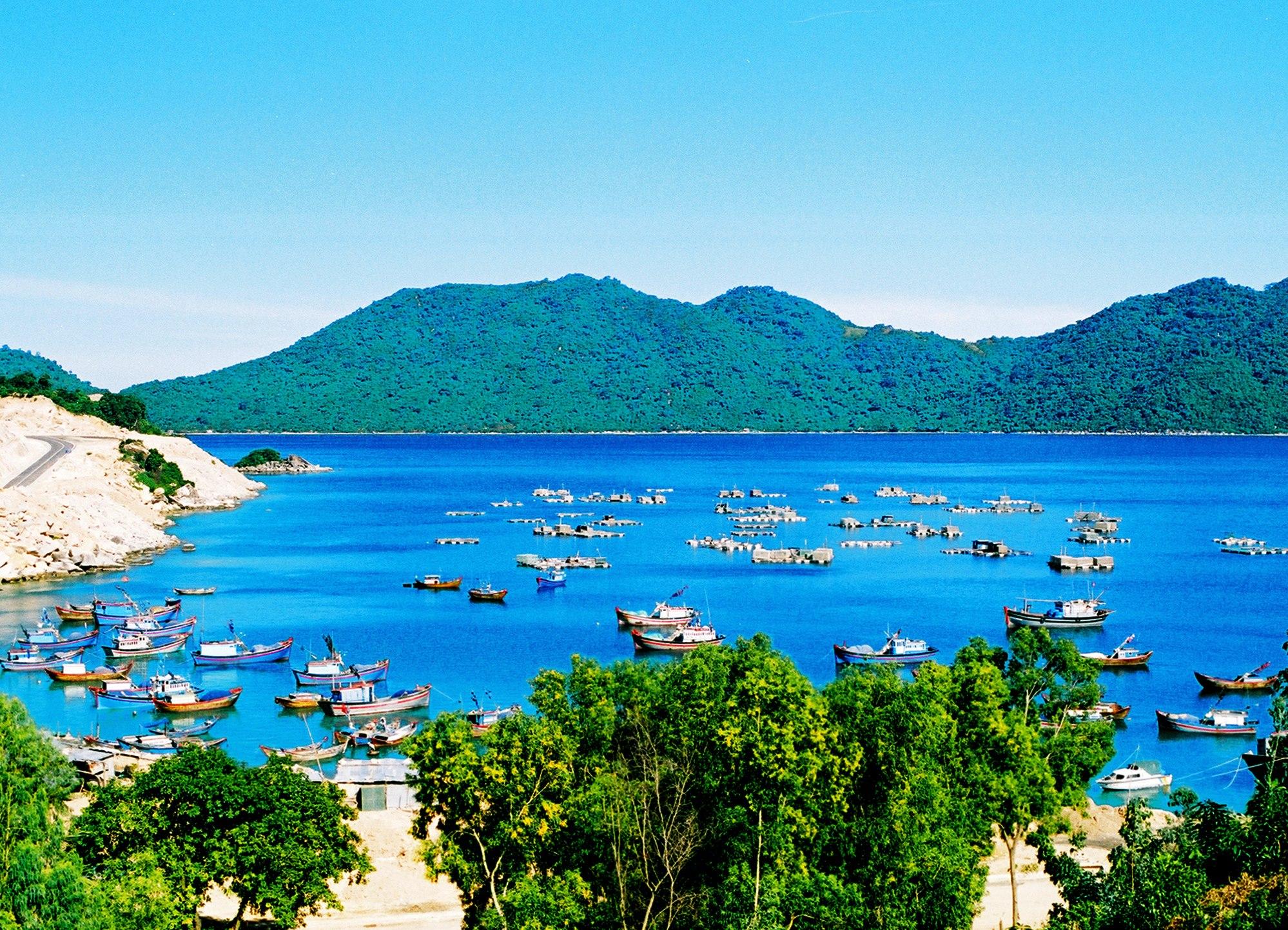 Khoảng cách từ Tuy Hòa đi Nha Trang bao nhiêu km