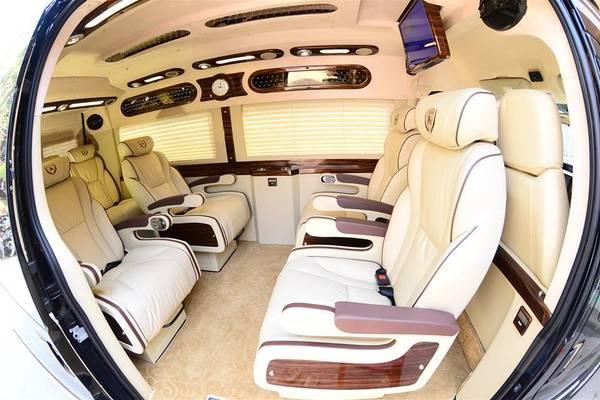 xe limousine cao cấp đi Quy Nhơn