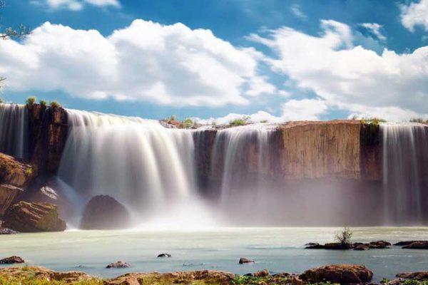 cụm thác Gia Long, Đray Nur, Đray Sap