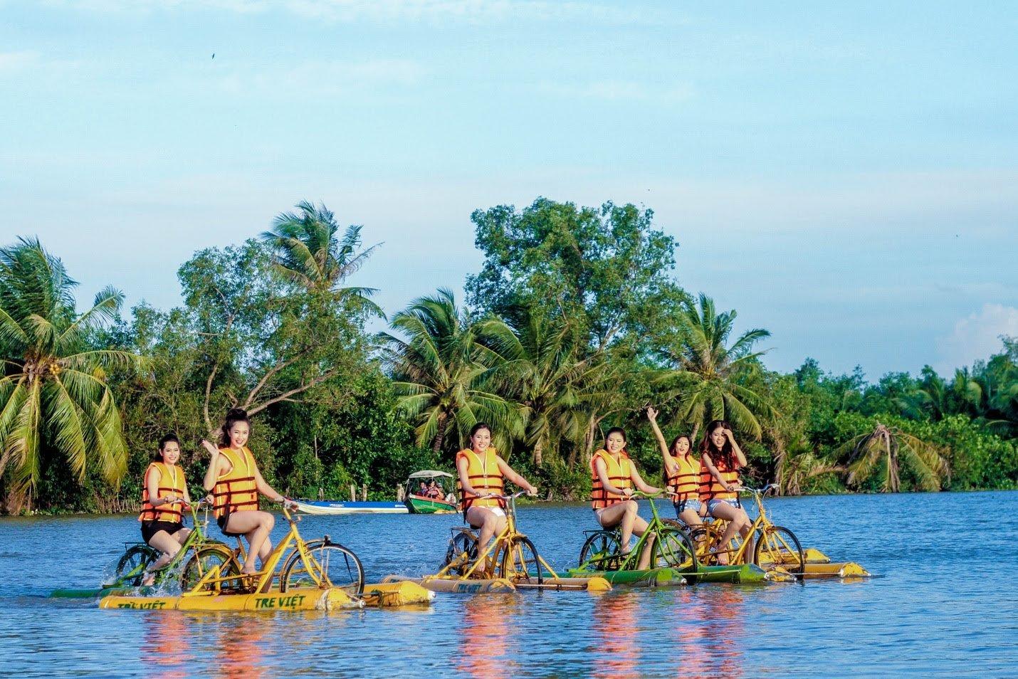 Top những địa điểm vui chơi ở gần Sài Gòn được yêu thích nhất
